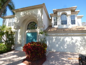 105 Bent Tree Drive Palm Beach Gardens FL 33418 House for sale